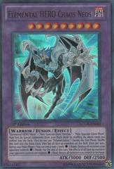 Elemental HERO Chaos Neos - LCGX-EN065 - Ultra Rare - 1st Edition