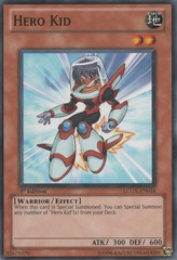 HERO Kid - LCGX-EN016 - Common - 1st Edition