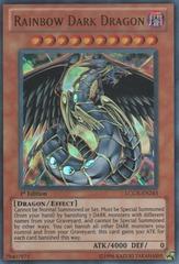 Rainbow Dark Dragon - LCGX-EN243 - Ultra Rare - 1st Edition