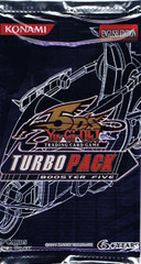 Turbo Pack 5 Booster Pack