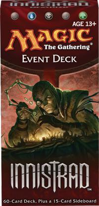 Innistrad Event Deck: Deathfed