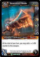 Dawnblaze Blade