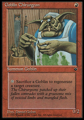 Goblin Chirurgeon (Gelon)