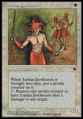 Icatian Javelineers (Kirschner)