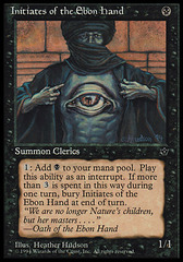 Initiates of the Ebon Hand (Hudson) on Channel Fireball