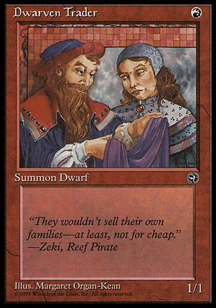 Dwarven Trader (2)