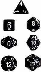 Black/White Opaque Tens 10 - PQ1108