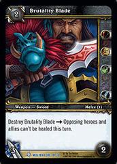 Brutality Blade