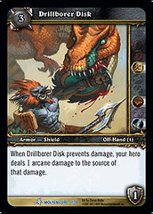 Drillborer Disk