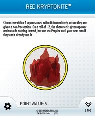 Red Kryptonite (S102)