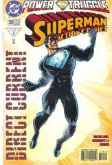 Action Comics 729 Power Struggle Generator X