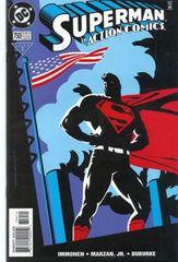 Action Comics 750 Confidence Job