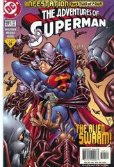 The Adventures Of Superman 591 Infestation Chapter 2