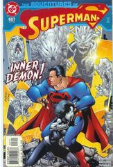 The Adventures Of Superman 607 Alienation