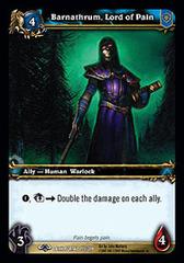 Barnathrum, Lord of Pain