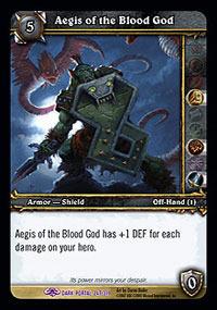 Aegis of the Blood God