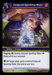 Conjured Sparkling Water