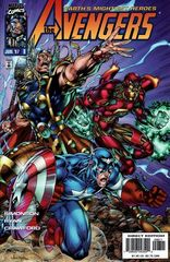 The Avengers Vol. 2 8 Shadowplay