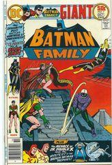 Batman Family 7 13 Points To A Dead End