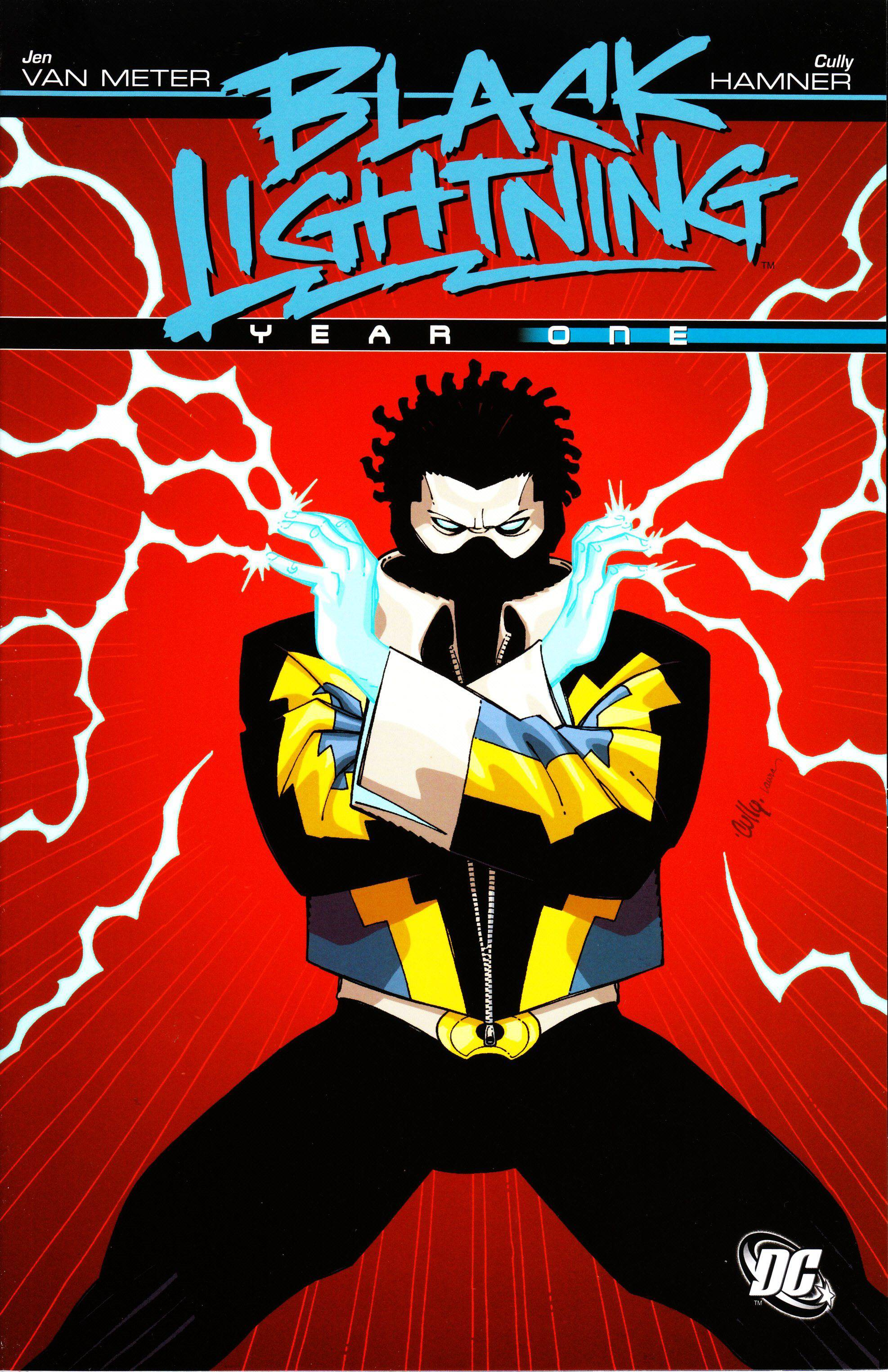 Black Lightning Year One Tp