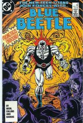 Blue Beetle Vol. 7 (1986 1988) 13 Prometheus Unbound!