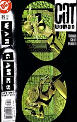 Catwoman Vol. 3 35 War Games: Act Two   Tides Part 7: Betrayal