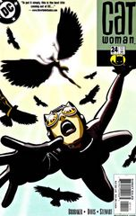Catwoman Vol. 3 24 Wild Ride Conclusion: History