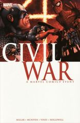 Civil War Trade Paperback