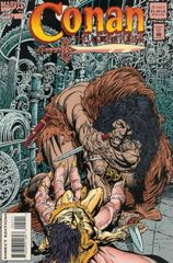 Conan The Adventurer 5 The Woman Who Walks Alone / The Hyborian Age