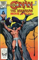 Conan The Barbarian Movie Special 2