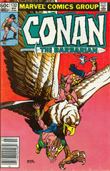 Conan The Barbarian Vol. 1 132 Games Of Gharn