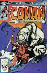 Conan The Barbarian Vol. 1 127 The Snow Haired Woman Of The Wastes