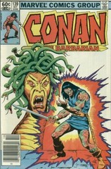 Conan The Barbarian Vol. 1 139 In The Lair Of The Damned