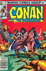 Conan The Barbarian Vol. 1 141 The Web Tightens