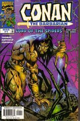 Conan: Lord Of The Spiders 1 The Webs We Weave