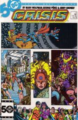Crisis On Infinite Earths 11 Crisis On Infinite Earths Aftershock
