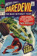 Daredevil Vol. 1 25 Enter: The Leap Frog