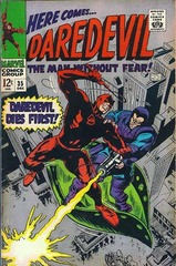 Daredevil Vol. 1 35 Daredevil Dies First!