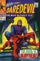 Daredevil Vol. 1 36 The Name Of The Game Is Mayhem!