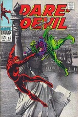Daredevil Vol. 1 45 The Dismal Dregs Of Defeat!