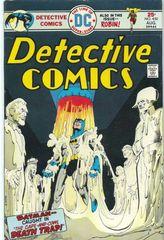 Detective Comics 450 The Cape And Cowl Deathtrap