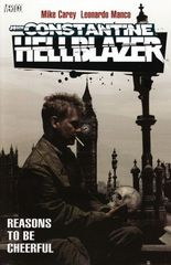 Hellblazer Trade Paperbacks 19 Reasons To Be Cheerful