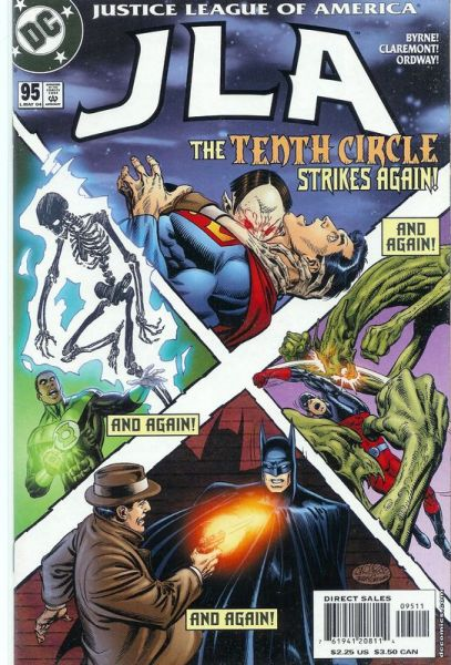 Jla 95 The Tenth Circle Part 2: The Enemy Within
