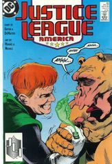 Justice League International / America 33 Nitwits Knuckleheads And Poozers!