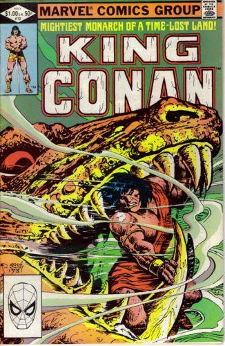 King Conan / Conan The King 10 The Fang Of Set