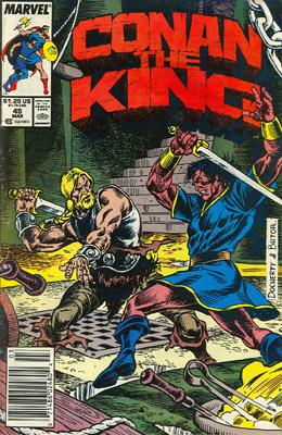King Conan / Conan The King 45 Caliastros