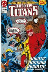The New Titans 77 Red Star Rising