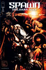Spawn: The Dark Ages 5 Crimson Shadows