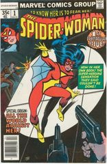 Spider Woman Vol. 1 1 A ...A Future Uncertain!