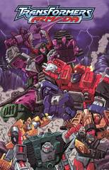 Transformers Armada Omnibus Trade Paperback